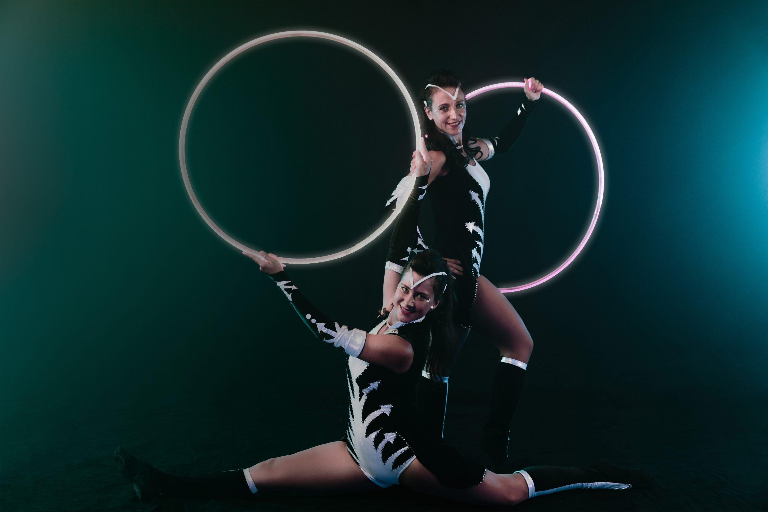 Ilusias - Art of Lights show
