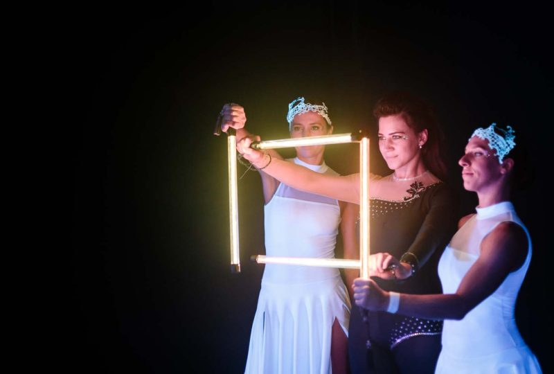 Ilusias - lightshow A Dream