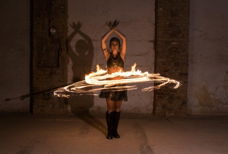 fireshow ilusias