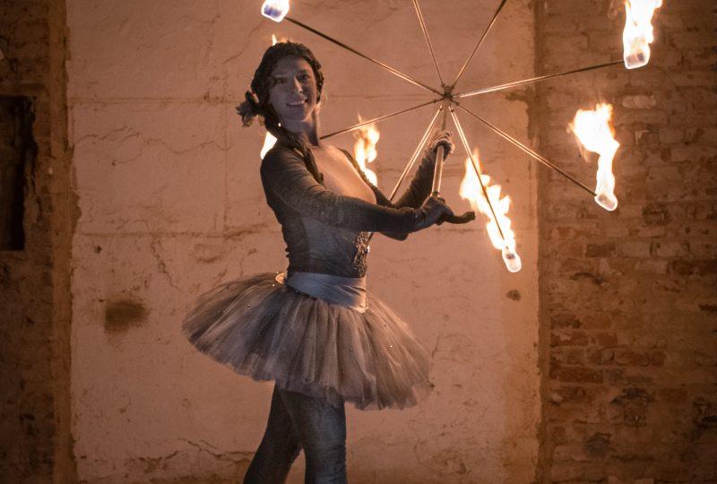 Ilusias - royal fireshow