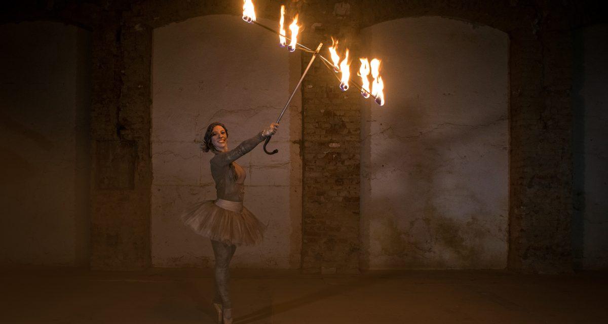 Royal Fireshow Ilusias