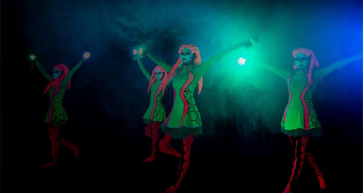 Ilusias-colour party show